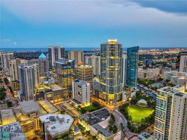 100 E Las Olas Blvd #4601, Fort Lauderdale, FL 33301 (MLS #F10254004) :: Castelli Real Estate Services