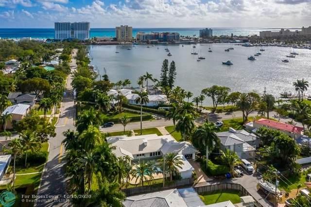 903 N Northlake Dr, Hollywood, FL 33019 (MLS #F10254062) :: Berkshire Hathaway HomeServices EWM Realty
