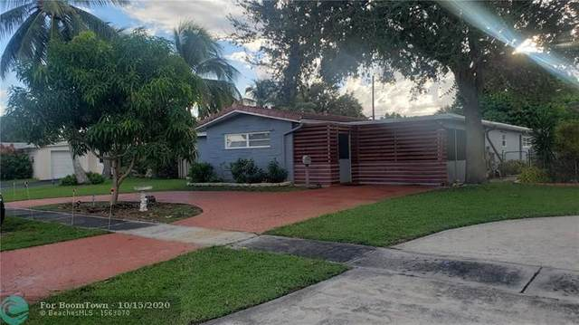 1806 N 41st Ave, Hollywood, FL 33021 (MLS #F10254065) :: THE BANNON GROUP at RE/MAX CONSULTANTS REALTY I