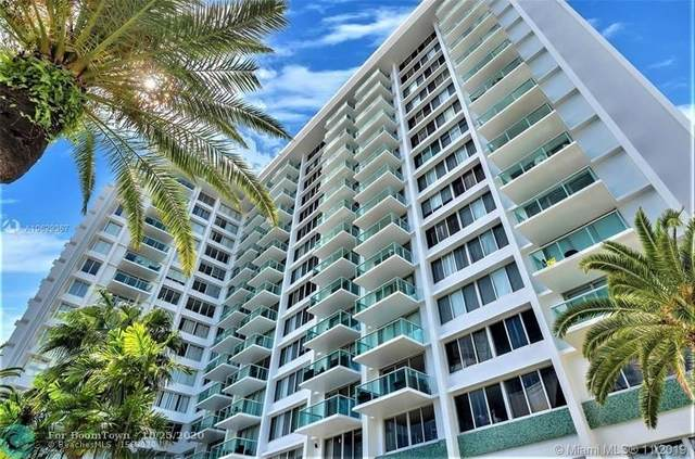 1000 West Ave #306, Miami Beach, FL 33139 (#F10254092) :: Manes Realty Group
