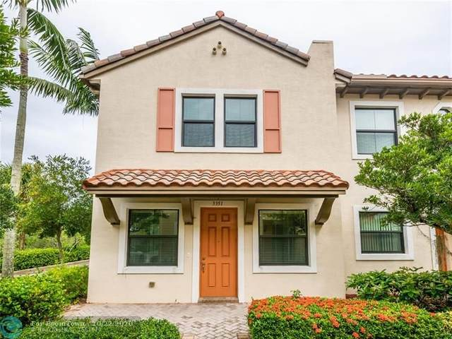 3351 NW 126 Ave #3351, Sunrise, FL 33323 (MLS #F10254130) :: Castelli Real Estate Services