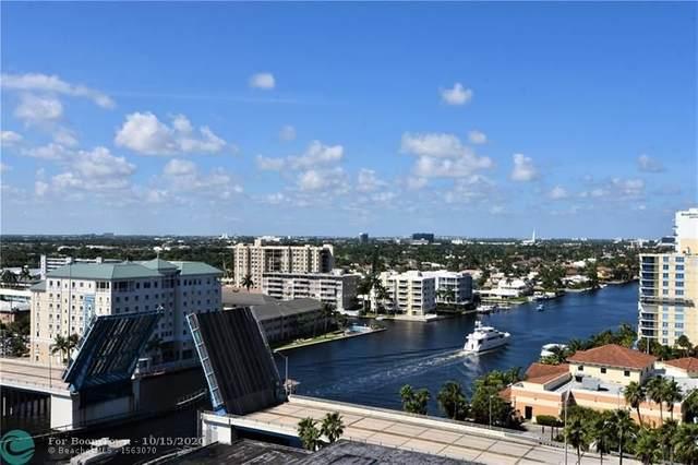 3020 NE 32nd Ave #1401, Fort Lauderdale, FL 33308 (#F10254146) :: Posh Properties