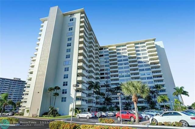 3200 NE 36th St #716, Fort Lauderdale, FL 33308 (MLS #F10254175) :: Berkshire Hathaway HomeServices EWM Realty