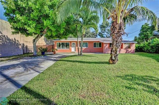 2190 SW 50th Ter, Plantation, FL 33317 (MLS #F10254210) :: Berkshire Hathaway HomeServices EWM Realty