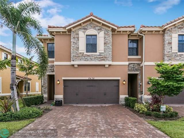 8438 Lakeview Trl #8438, Parkland, FL 33076 (MLS #F10254219) :: Patty Accorto Team