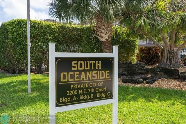 3200 NE 7th Ct 107B, Pompano Beach, FL 33062 (MLS #F10254238) :: GK Realty Group LLC