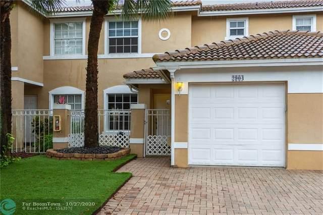 2904 NW 99th Ter #2904, Sunrise, FL 33322 (MLS #F10254257) :: Dalton Wade Real Estate Group