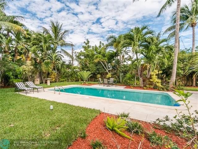 1637 N Victoria Park Rd, Fort Lauderdale, FL 33305 (MLS #F10254271) :: Berkshire Hathaway HomeServices EWM Realty