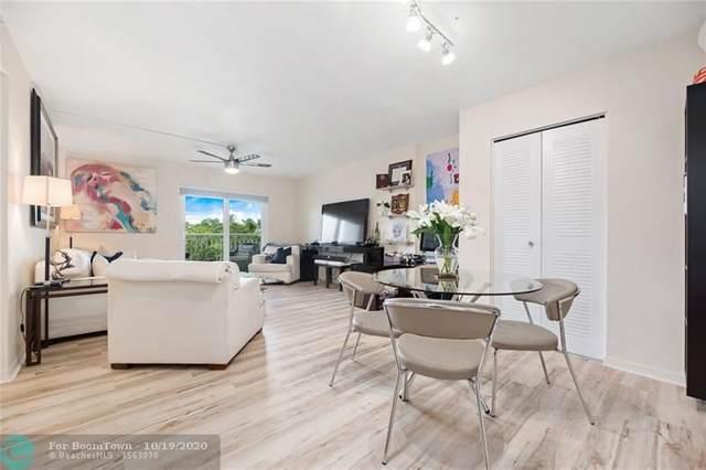 6000 NE 22nd Way 4G, Fort Lauderdale, FL 33308 (MLS #F10254286) :: Miami Villa Group