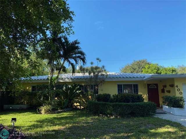 400 S 57th Ter, Hollywood, FL 33023 (MLS #F10254328) :: Castelli Real Estate Services