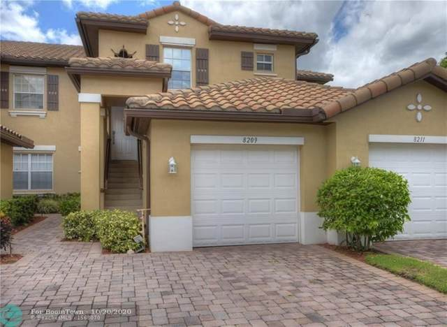 8209 NW 128th Ln 18F, Parkland, FL 33076 (MLS #F10254343) :: Patty Accorto Team