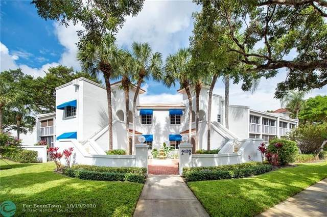 4128 W Palm Aire Dr 282B, Pompano Beach, FL 33069 (MLS #F10254350) :: Berkshire Hathaway HomeServices EWM Realty