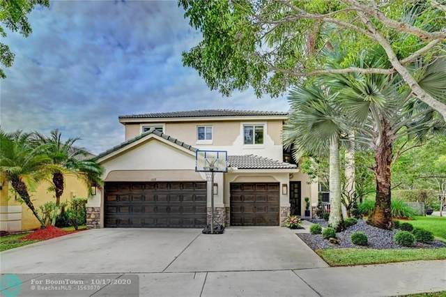 1109 Lavender Cir, Weston, FL 33327 (MLS #F10254418) :: Berkshire Hathaway HomeServices EWM Realty