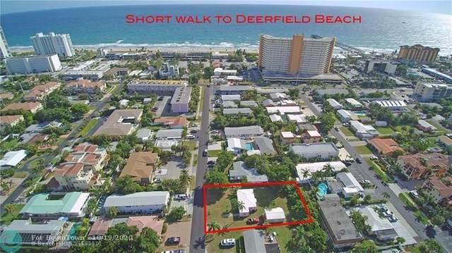 1938 NE 5th St, Deerfield Beach, FL 33441 (MLS #F10254436) :: The Howland Group