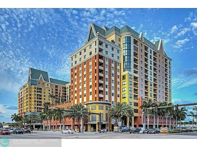100 N Federal Hwy #521, Fort Lauderdale, FL 33301 (MLS #F10254442) :: THE BANNON GROUP at RE/MAX CONSULTANTS REALTY I