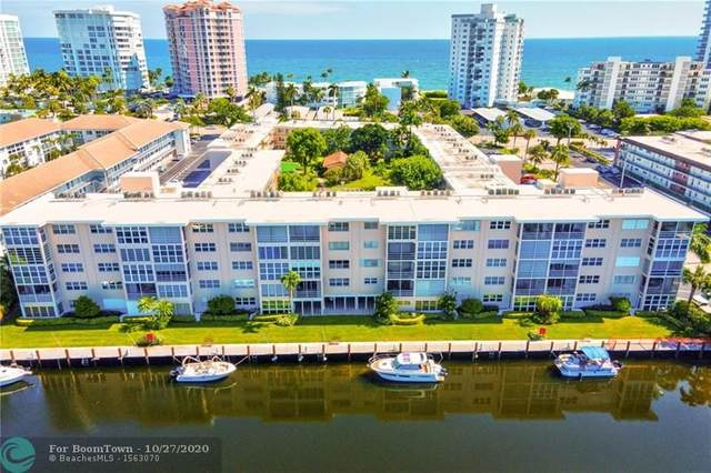 1481 S Ocean Blvd 317A, Pompano Beach, FL 33062 (MLS #F10254482) :: The Jack Coden Group