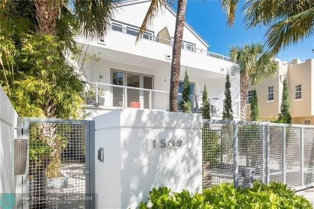 1509 NE 4th Pl, Fort Lauderdale, FL 33301 (MLS #F10254499) :: The Howland Group
