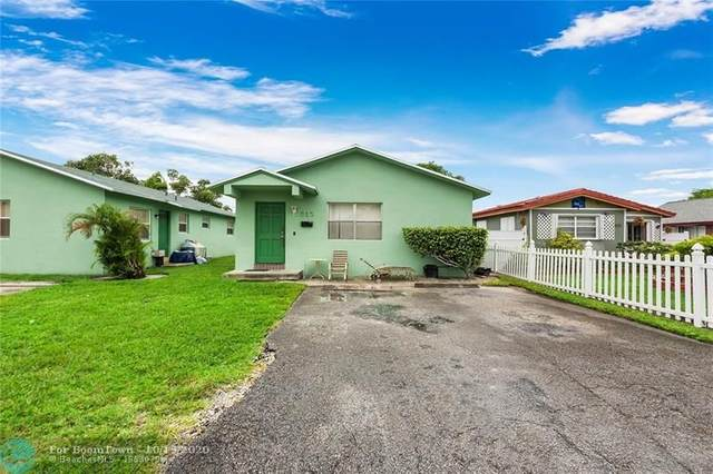615 NW 3rd Ct, Hallandale, FL 33009 (MLS #F10254511) :: United Realty Group