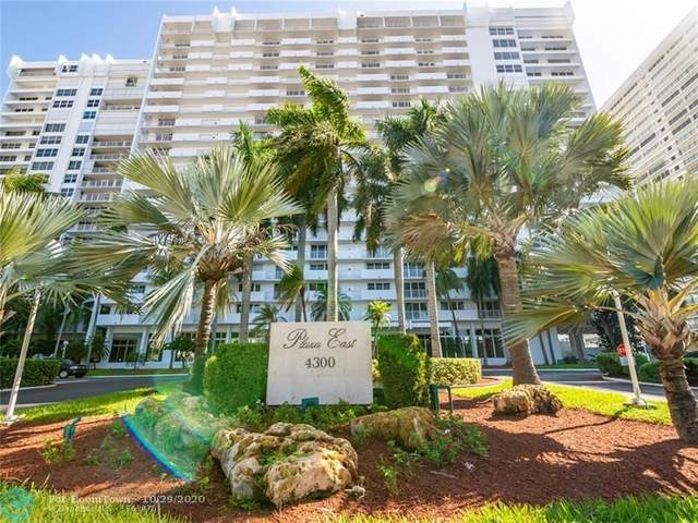 4300 N Ocean Blvd 6A, Fort Lauderdale, FL 33308 (MLS #F10254520) :: Castelli Real Estate Services