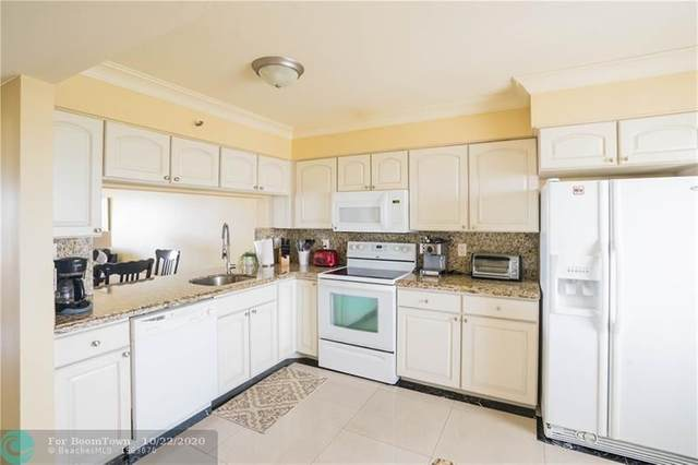 2202 S Cypress Bend Dr #805, Pompano Beach, FL 33069 (MLS #F10254549) :: Dalton Wade Real Estate Group