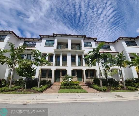 11537 SW 13th Ct #11537, Pembroke Pines, FL 33025 (MLS #F10254561) :: Berkshire Hathaway HomeServices EWM Realty