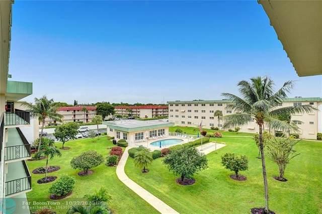 810 SE 7th St #401, Deerfield Beach, FL 33441 (#F10254585) :: Posh Properties