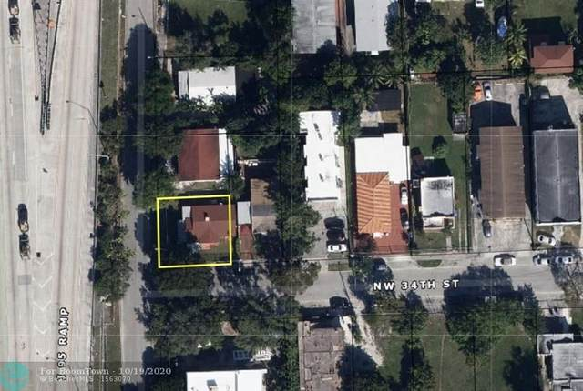 595 NW 34th St, Miami, FL 33127 (MLS #F10254586) :: The Jack Coden Group