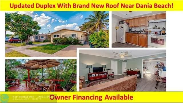 230 SW 9TH ST, Dania Beach, FL 33004 (MLS #F10254608) :: Berkshire Hathaway HomeServices EWM Realty