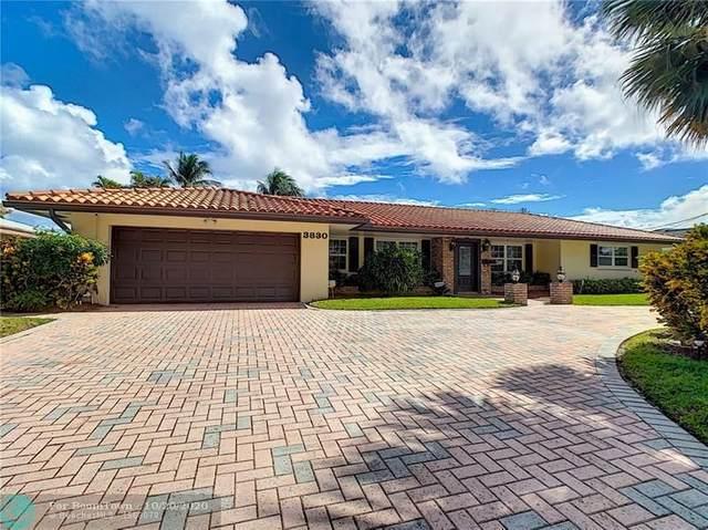 3830 NE 23rd Ave, Lighthouse Point, FL 33064 (MLS #F10254613) :: Castelli Real Estate Services