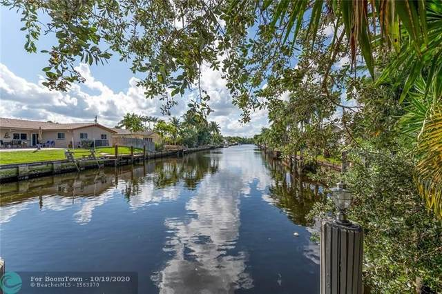 5421 NE 15th Ave, Fort Lauderdale, FL 33334 (MLS #F10254621) :: THE BANNON GROUP at RE/MAX CONSULTANTS REALTY I