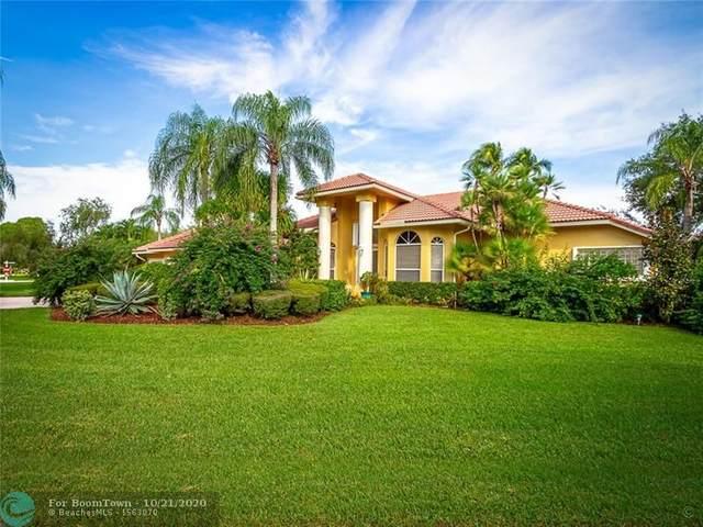 1712 NW 126th Dr, Coral Springs, FL 33071 (#F10254628) :: Dalton Wade