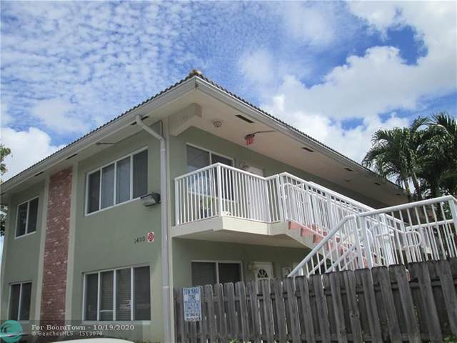1430 Holly Heights Dr #6, Fort Lauderdale, FL 33304 (MLS #F10254631) :: Patty Accorto Team