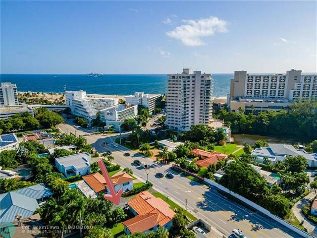 1237 Seabreeze Blvd, Fort Lauderdale, FL 33316 (MLS #F10254635) :: The Howland Group