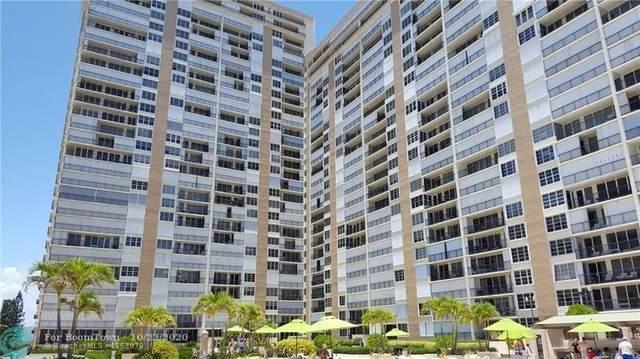 4280 Galt Ocean Dr 11G, Fort Lauderdale, FL 33308 (MLS #F10254645) :: Castelli Real Estate Services