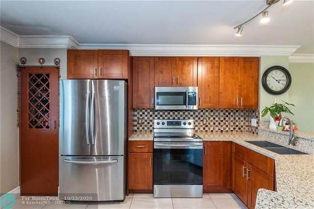 2240 N Cypress Bend Dr #608, Pompano Beach, FL 33069 (#F10254651) :: Posh Properties