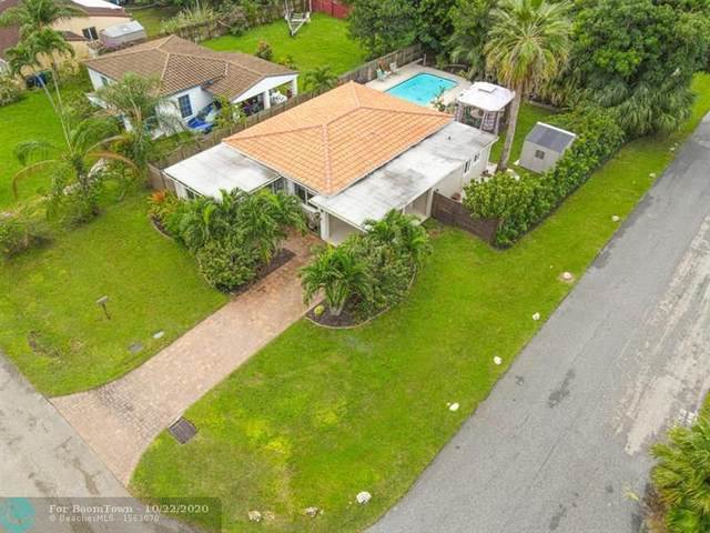 1345 NE 14th Ave, Fort Lauderdale, FL 33304 (MLS #F10254657) :: United Realty Group
