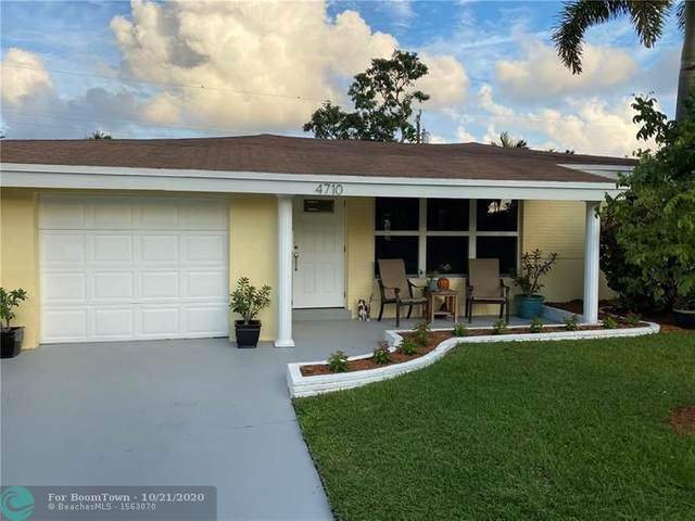 4710 NE 5th Ter, Oakland Park, FL 33334 (MLS #F10254658) :: Berkshire Hathaway HomeServices EWM Realty