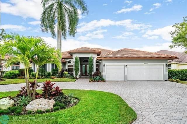 11856 NW 11th Ct, Coral Springs, FL 33071 (#F10254670) :: Dalton Wade