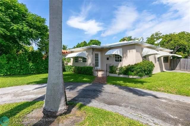 1523 Hayes St, Hollywood, FL 33020 (MLS #F10254684) :: Berkshire Hathaway HomeServices EWM Realty