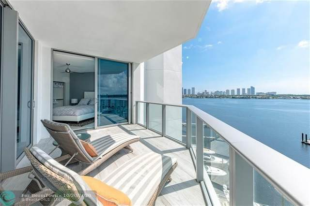 17301 Biscayne Blvd #703, Aventura, FL 33160 (#F10254689) :: Baron Real Estate