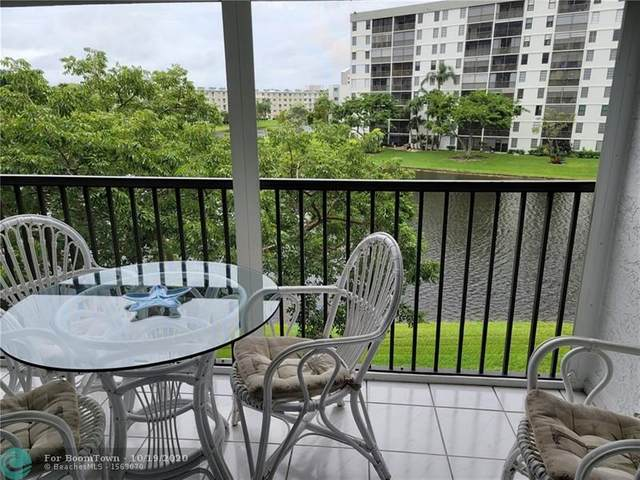 2222 N Cypress Bend Dr #408, Pompano Beach, FL 33069 (MLS #F10254749) :: Castelli Real Estate Services