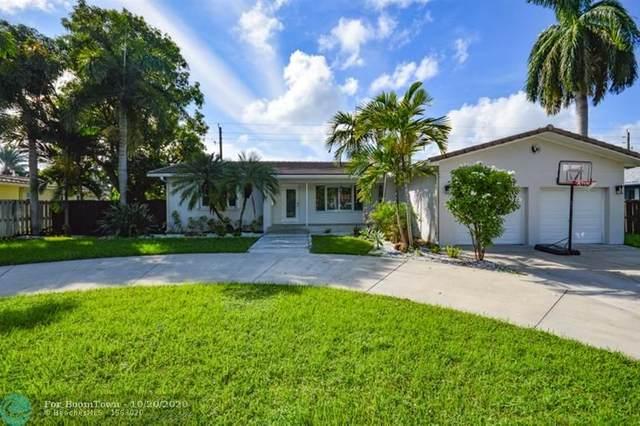 1214 Adams St, Hollywood, FL 33019 (MLS #F10254759) :: Berkshire Hathaway HomeServices EWM Realty