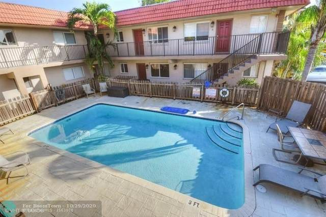 3030 NE 5th Ter #13, Wilton Manors, FL 33334 (MLS #F10254775) :: THE BANNON GROUP at RE/MAX CONSULTANTS REALTY I