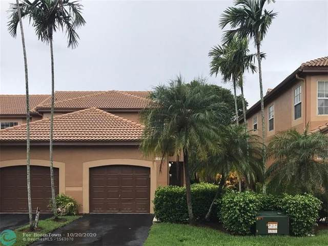 1441 Barcelona Way #1441, Weston, FL 33327 (MLS #F10254777) :: Berkshire Hathaway HomeServices EWM Realty