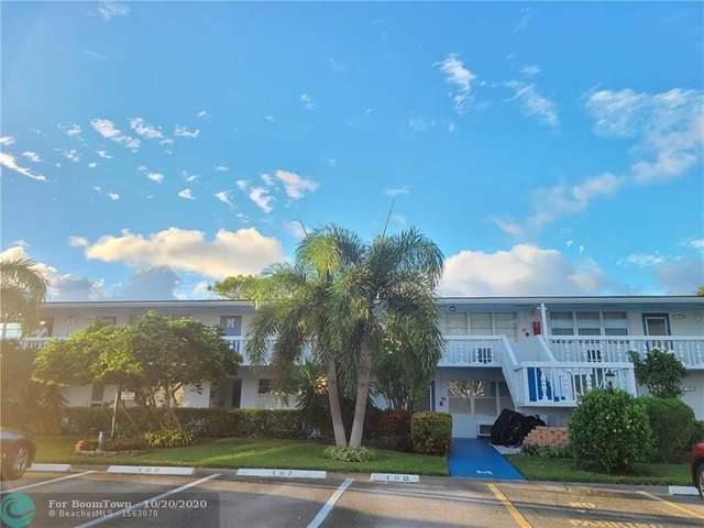195 Lyndhurst M #195, Deerfield Beach, FL 33442 (MLS #F10254783) :: Berkshire Hathaway HomeServices EWM Realty
