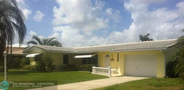 4851 NE 27th Ter, Lighthouse Point, FL 33064 (MLS #F10254808) :: Castelli Real Estate Services