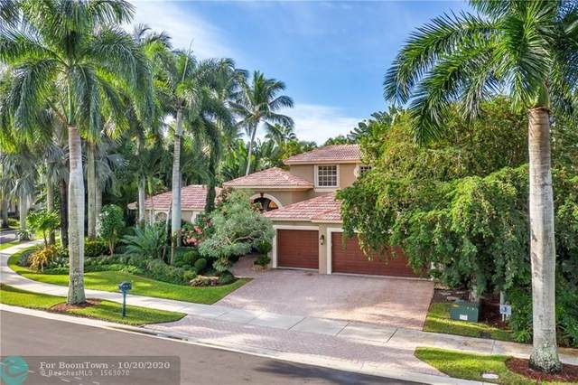 2447 Eagle Run Way, Weston, FL 33327 (MLS #F10254810) :: Berkshire Hathaway HomeServices EWM Realty