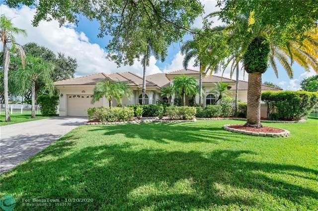 17805 NW 15th St, Pembroke Pines, FL 33029 (MLS #F10254811) :: Castelli Real Estate Services