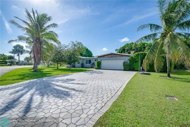 2181 NE 28th Ave, Pompano Beach, FL 33062 (MLS #F10254820) :: The Howland Group
