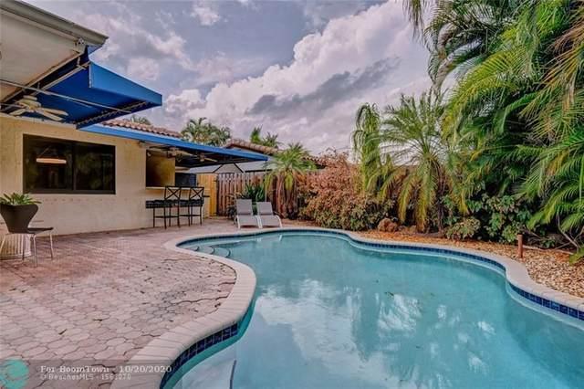 3496 NE 19th Ave, Oakland Park, FL 33306 (MLS #F10254841) :: Castelli Real Estate Services